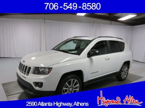 Pre-Owned 2017 Jeep Compass Sport SE FWD Sport Utility