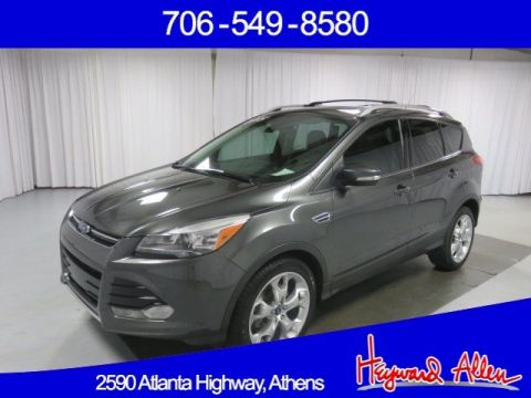 Certified Pre-Owned 2015 Ford Escape Titanium FWD Sport Utility