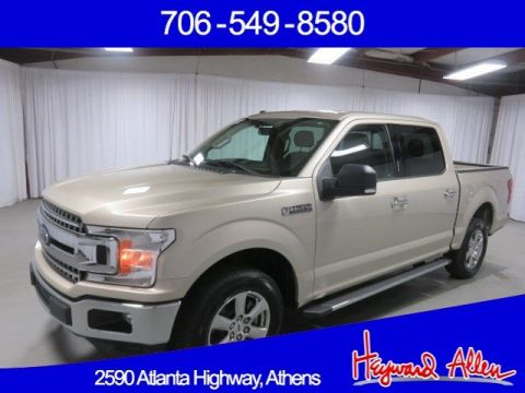 Certified Pre-Owned 2018 Ford F-150 RWD Crew Cab Pickup