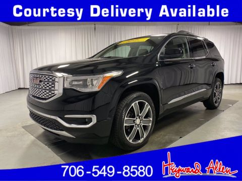 Certified Pre-Owned 2019 GMC Acadia Denali FWD Sport Utility
