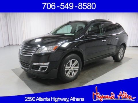 Certified Pre-Owned 2017 Chevrolet Traverse LT AWD Sport Utility