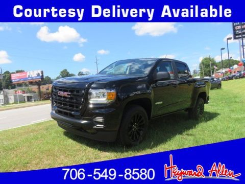 2021 GMC Canyon 2WD Elevation Standard
