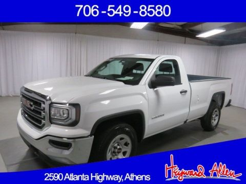 Certified Pre-Owned 2018 GMC Sierra 1500 RWD Regular Cab Pickup