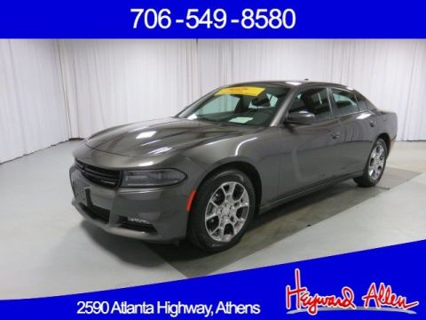 Certified Pre-Owned 2016 Dodge Charger SXT AWD 4dr Car