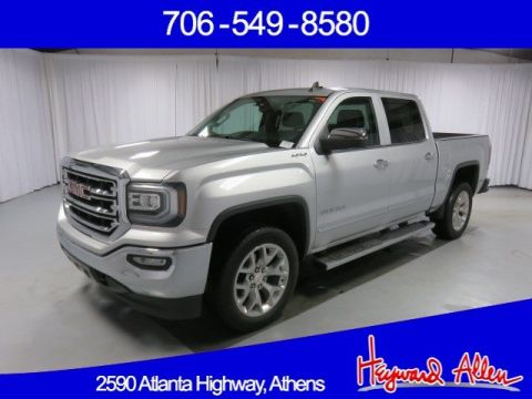 Certified Pre-Owned 2016 GMC Sierra 1500 SLT 4WD Crew Cab Pickup