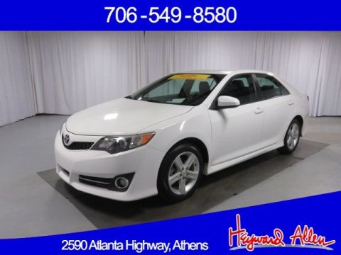 Certified Pre-Owned 2014 Toyota Camry FWD 4dr Car