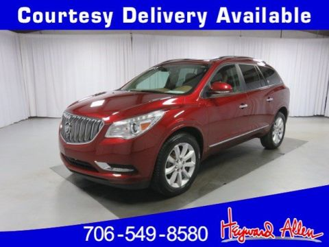 Pre-Owned 2015 Buick Enclave Premium FWD Sport Utility
