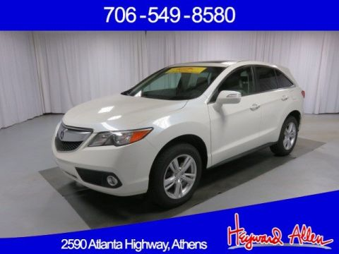Pre-Owned 2015 Acura RDX Tech Pkg AWD Sport Utility