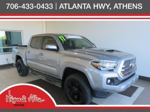 2017 Toyota Tacoma TRD Sport 4WD