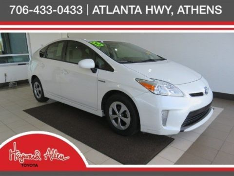 Pre-Owned 2013 Toyota Prius One FWD 5D Hatchback