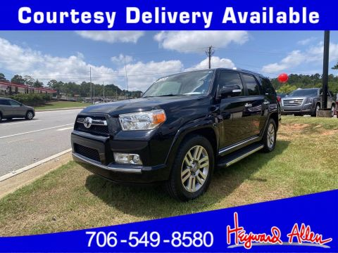 Pre-Owned 2013 Toyota 4Runner RWD Sport Utility