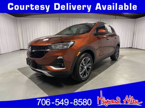 New 2020 Buick Encore GX Select FWD Sport Utility