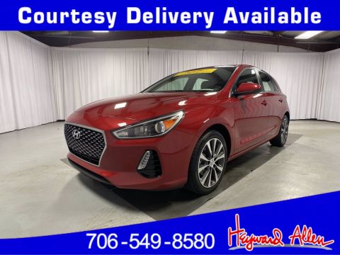 Certified Pre-Owned 2019 Hyundai Elantra GT GT FWD Hatchback
